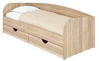 Детская/подростковая кровать Соня-3 с ящиками для белья