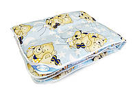 Одеяло Leleka-textile шерстяное детское 105*140
