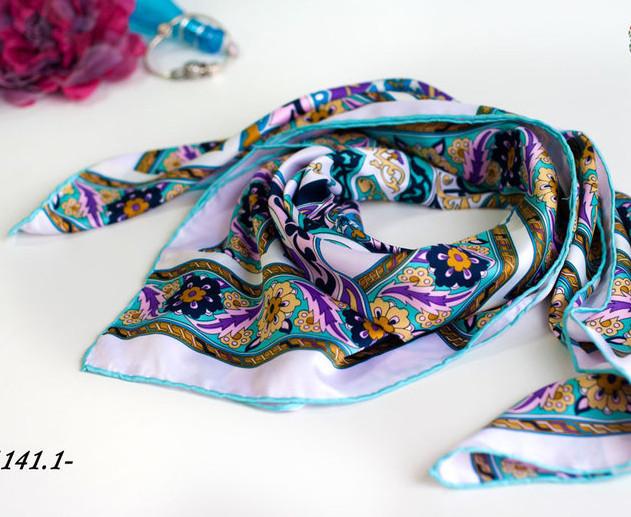 f4fe6c562a5b Брендовый шёлковый платок HERMES (реплика)