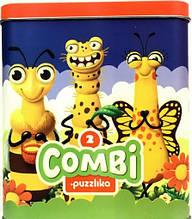 Детские пазлы Puzzlika Комби 2