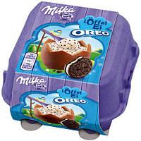 Шоколадные яйца Milka Balls Oreo, фото 1