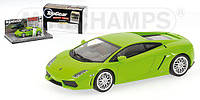 LAMBORGHINI GALLARDO LP 560-4 - GREEN - ´TOP GEAR´ L.E. 2009 pcs. 1/43 MINICHAMPS 519431030