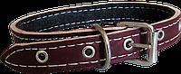 Ошийник шкіряний 25 мм, фото 1