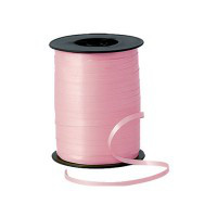 Лента для воздушных шаров 5мм X 220м Розовая