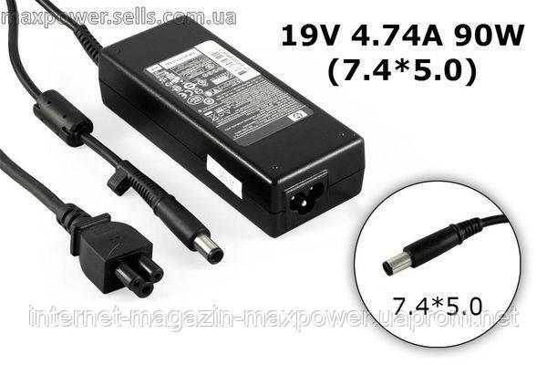 Зарядний пристрій для ноутбука HP Pavilion g6-2162sr