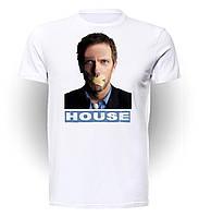 Футболка мужская GeekLand Доктор Хаус House M.D. Close DH.01.001