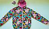 Куртка демисезон  на девочку   (158,164 см)