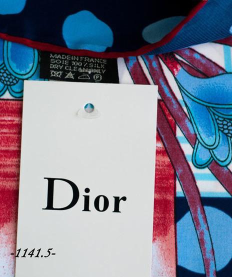 3e8ab7db3f6b Брендовый шёлковый платок DIOR (реплика)