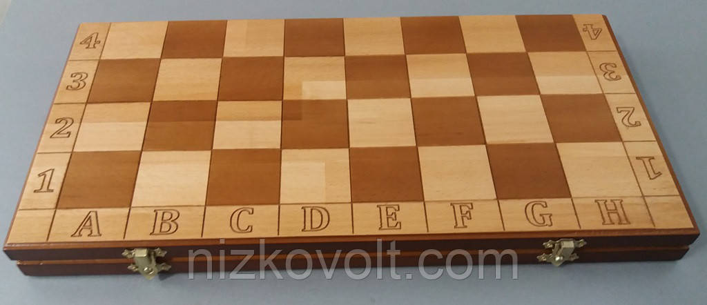 Доска для шашек (460х460х36)