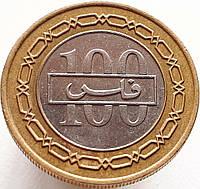 Бахрейн 100 филс 1992