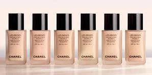Тональный крем Chanel Les Beiges 6 тонов