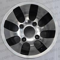 Диск колесный 20 х 10-10  алюминий на квадроцикл
