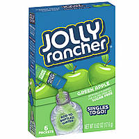 Jolly Rancher Singles to Go Green Apple