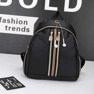 Женский вместительный рюкзак Fashion Trend черный
