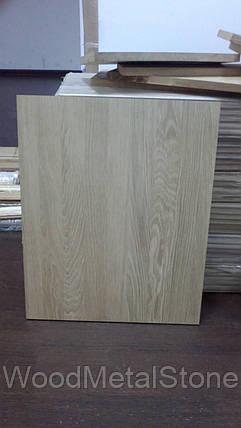 Мебельный щит (дуб) 18-20мм, цельнолам,, качество АВ, доставка по Украине, фото 2