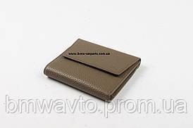 Жіноче портмоне Audi Wallet Leather Taupe