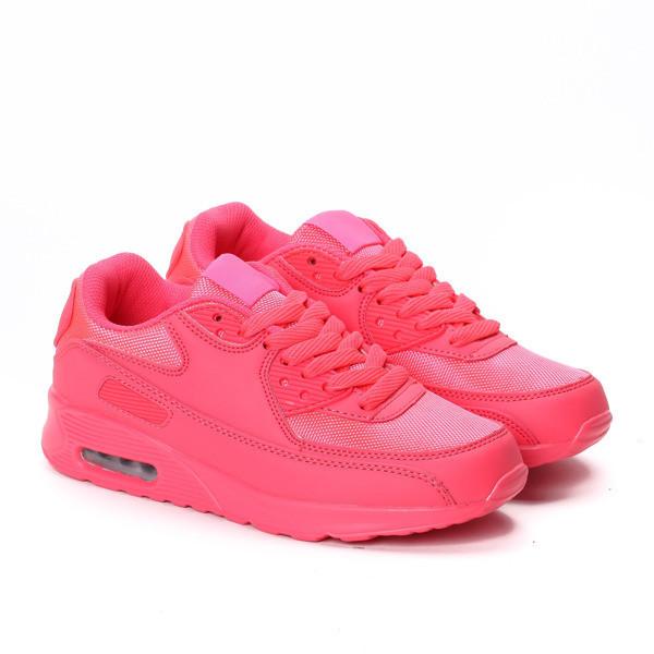 Польские кроссовки женские, розового цвета по супер цене