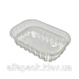 Лоток пластиковый для ягод 143х96х35 мм