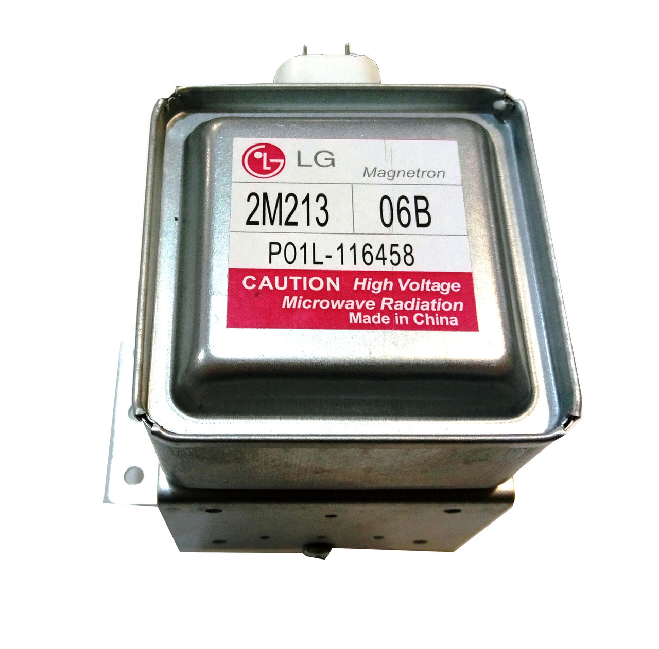 Магнетрон для микроволновой печи LG 2M 213 06B P01L-116458