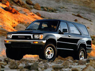 Toyota 4-Runner / Тойота Форанер (Внедорожник) (1989-1995)