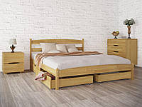 """Кровать двуспальная Олимп """"Лика без изножья с ящиками"""" (160*190), фото 1"""