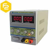 Лабораторный блок питания (0..30В,0..5А) SUNSHINE P-3005D (350d)