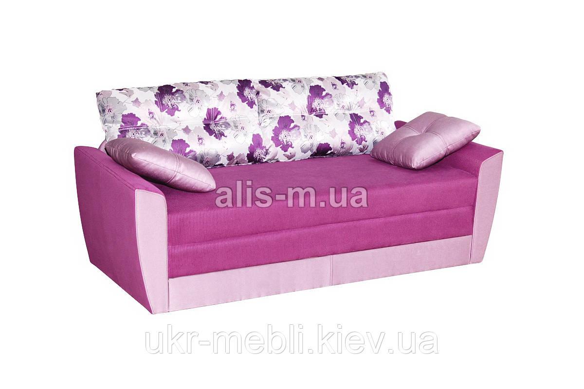 Диван кровать выкатной для ежедневного сна «Идея 2» 140, Алис-мебель