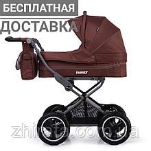 Коляска прогулочная TILLY Family T-181 Brown