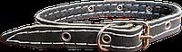 Ошийник шкіряний 15 мм, фото 1