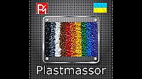 Метрический крепеж из пластмассы на заказ