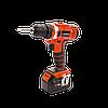 Шуруповерт аккумуляторный TCD-18 Li B