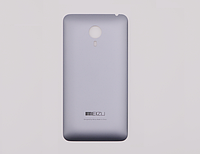 Задняя серебристая крышка для Meizu MX4
