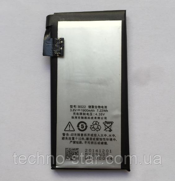 Оригінальний акумулятор (АКБ, батарея) B022 для Meizu MX2 1900mAh