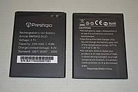 Оригинальный аккумулятор (АКБ, батарея) для Prestigio MultiPhone 5453 Duo