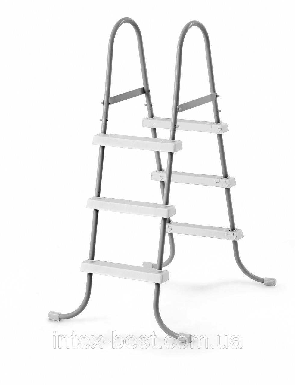Лестница для бассейна Intex 58973/28065 (107 см.)