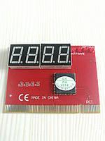 PCI POST 4 Bit тестер материнских плат #100232