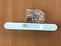 Ручка ракушка под пальцы для раздвижных конструкций