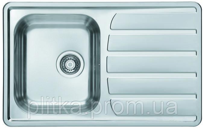 Кухонная мойка ALVEUS ZOOM 30 1108176 MAXIM полированная, фото 2