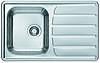 Кухонная мойка ALVEUS ZOOM 30 1108176 MAXIM полированная