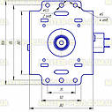 ✅Магнетрон микроволновой печи LG 2M214, фото 5