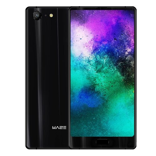 "Смартфон Maze Alpha X 6/128Gb black, 16/8Мп, экран 6""IPS, 3900mAh, 2sim, GPS, 4G, Helio P25, 8 ядер"