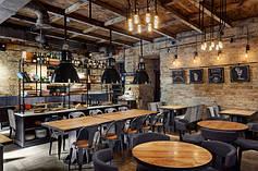 Светильники для ресторанов в стиле Модерн, Лофт