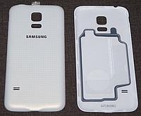 Задняя белая крышка для Samsung Galaxy S5 Mini G800 | G800A | G800F | G800H | G800HQ | G800M | G800R4 | G800Y