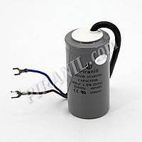 Конденсатор пусковой CD60 (200 мкФ 250V) для электродвигателей