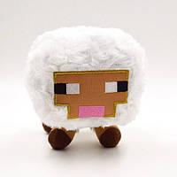 Мягкая игрушка Mojang Овца Майнкрафт 15 см 00003