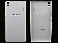Задняя белая крышка для Lenovo A7000