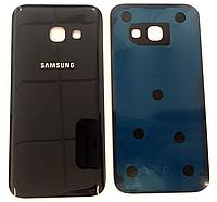 Задняя черная крышка для Samsung Galaxy A3 2017 A320 A320F A320FL A320Y