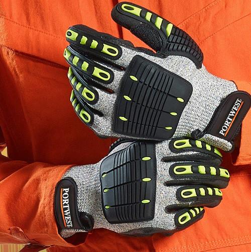 Перчатки для защиты от ударов