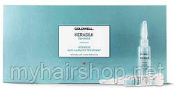 Интенсивная сыворотка против выпадения волос Goldwell Kerasilk Repower Anti-Hairloss Treatment 8*7 мл