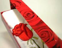 Метровое полотенца Роза